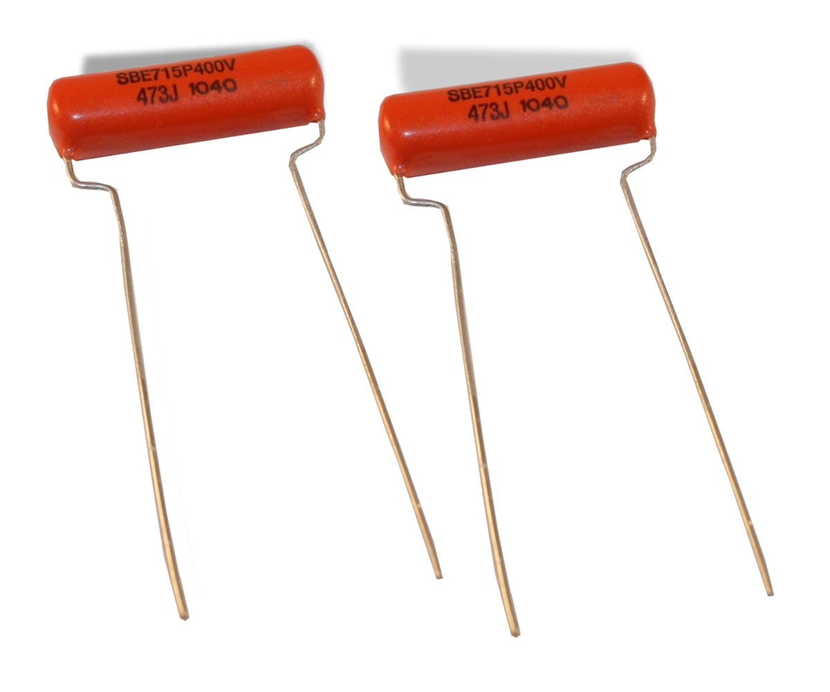 orange drop polyester capacitor 047 uf