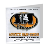 S.I.T. Bass Guitar Strings Medium Light