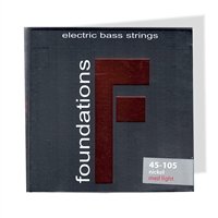 S.I.T. Bass Guitar Strings Medium Light 4 string nickel FN45105L