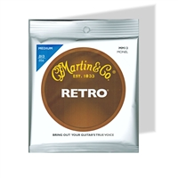 Martin Retro Medium Strings