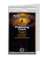 Repair Tech Polish Cloth for Musical Instruments