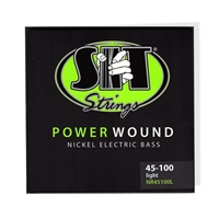 S.I.T. Bass Guitar Strings Light