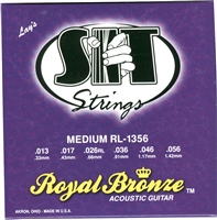 S.I.T. Acoustic Royal Bronze Medium Strings