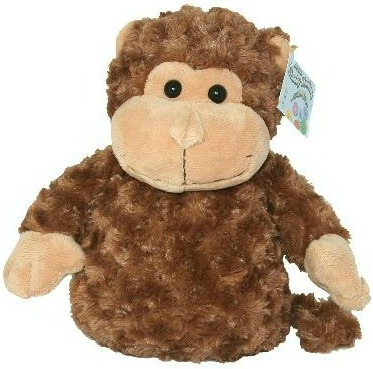 Cheeky Monkey Plush Game
