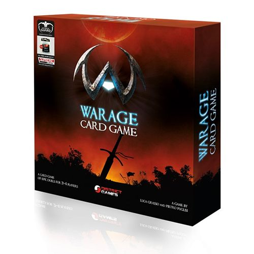 Warage: Card Game