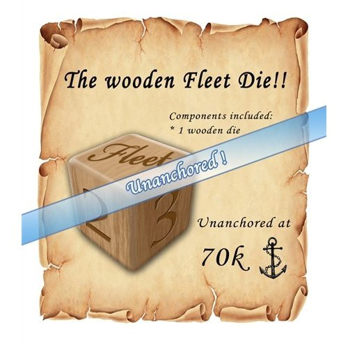Fleet: Wooden Die