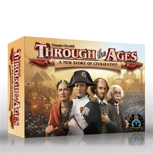 Through the Ages: A New Story of Civilization (Dent & Ding)