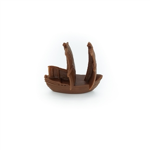 Francis Drake: Brown Frigate Miniature