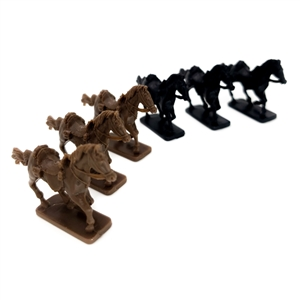The American Civil War: Horse Miniatures