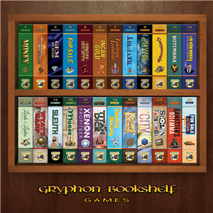 Gryphon Bookshelf Games Bundle #1-23!