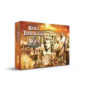 Roll Through the Ages: The Iron Age (Gryphon Bookshelf Edition)
