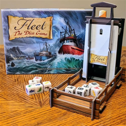 Fleet: Dice Tower