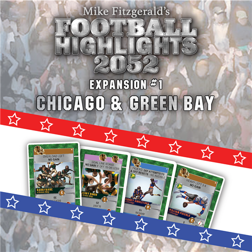 Football Highlights 2052: Expansions - #1 (Chicago & Green Bay)