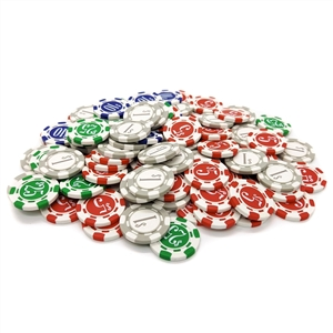 Age of Steam Deluxe: Set of 100 Chips