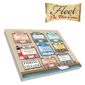 Fleet: The Dice Game - Dicey Waters Expansion (Pre-Order)