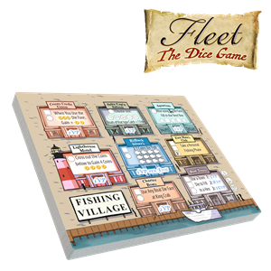 Fleet: The Dice Game - Dicey Waters Expansion