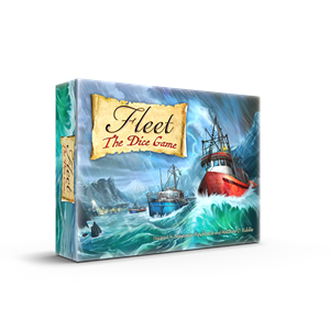 Fleet: The Dice Game (2nd Edition) (Pre-Order)