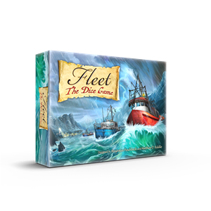 Fleet: The Dice Game (2nd Edition)