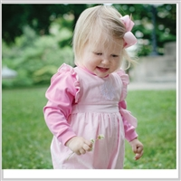 Bella Bliss Berkley Corduroy Overalls Pink