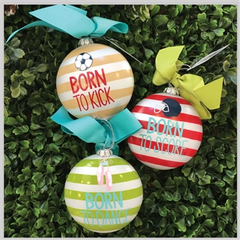 Christmas Ornaments - Hobbie