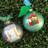 Christmas Ornaments - New Home