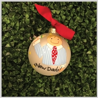 Christmas Ornaments - New Dad
