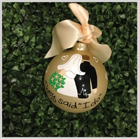 Christmas Ornaments - Newlyweds