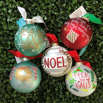Christmas Ornaments - Holiday Songs