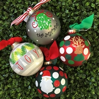 Christmas Ornaments - Traditions