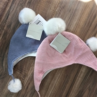 Baby Aviator Hat Blue