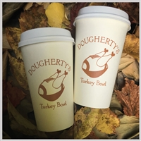 Turkey Bowl Paper Cups