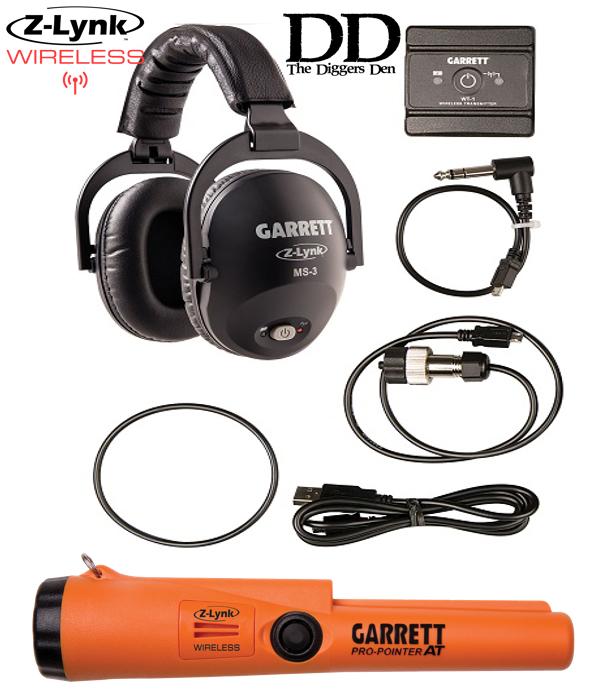 Garrett Z-Lynk Wireless System