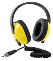 Minelab Equinox Waterproof Headphones at The Diggers Den