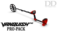 Minelab Vanquish 540 Pro-Pack At The Diggers Den