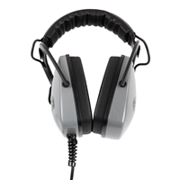 Gray Ghost Deep Amphibian Headphones