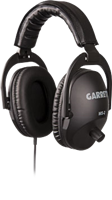 "Garrett MS-2 Headphones 1/4"" Plug at The Diggers Den"