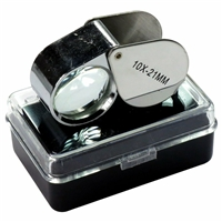 10x 21mm Jewelers Loupe at The Diggers den