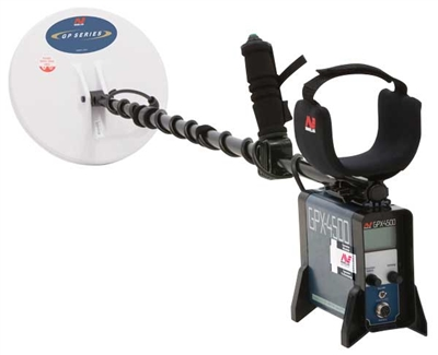 Minelab GPX 4500 Rental at The Diggers Den