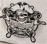 Check out the awesome new Diggers Den T-Shirt