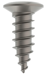 3mm: Fully Threaded (Pack of 5)