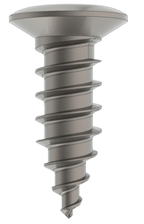 4mm: Fully Threaded (Pack of 5)