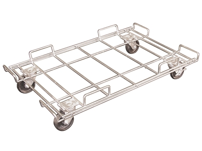 Wire Dolly for Endless Baskets