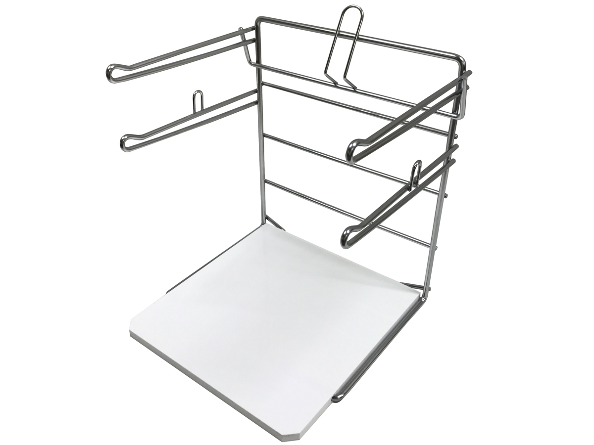 Wire Bag Rack Larger Photo Email A Friend