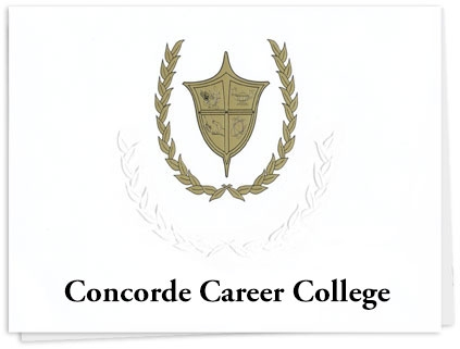 ccc traditional graduation invitations concorde career college