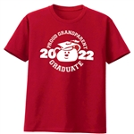 Proud Grandparent 2018 Graduate T-Shirt - Kinder