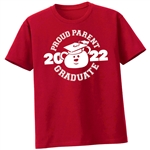 Proud Parent 2018 Graduate T-Shirt - Kinder