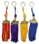 Mini Tassel Key Ring