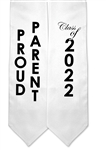 Proud Parent with Year Date Stole