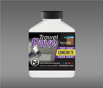 TrowelPave Concrete Top Coat Tack Coat 24oz