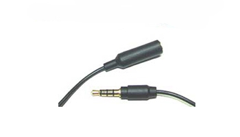 CELL PHONE 4 CONDUCTOR EXTENSION CABLES